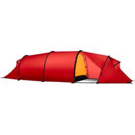 Hilleberg Kaitum 4 GT teltta , punainen